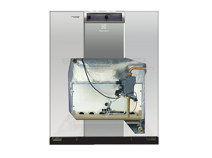 Теплообменник на электролюкс fsb Кожухотрубный испаритель Alfa Laval FEV-HP 2212 Камышин